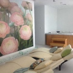 Апартаменты Persey Admiral Plaza Apartments Солнечный берег комната для гостей фото 4