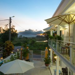 Отель Riverside Pottery Village балкон