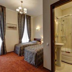 Мини-отель Соната на Невском 5 Стандартный номер 2 отдельные кровати фото 4