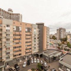 Гостиница KIEVFLAT Украина, Киев - отзывы, цены и фото номеров - забронировать гостиницу KIEVFLAT онлайн балкон