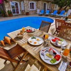 Kalkan Park Otel Турция, Калкан - отзывы, цены и фото номеров - забронировать отель Kalkan Park Otel онлайн питание фото 4