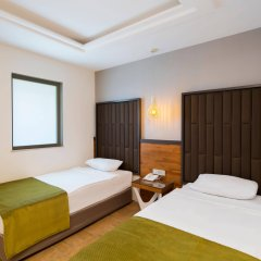 Отель Crystal Waterworld Resort And Spa Богазкент комната для гостей фото 2
