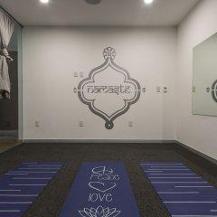 Отель Anah Suites By Turquoise Плая-дель-Кармен фитнесс-зал фото 4