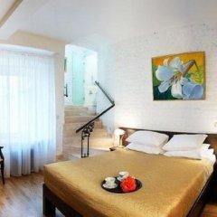 Бутик-Отель Росси 4* Стандартный номер двуспальная кровать фото 13