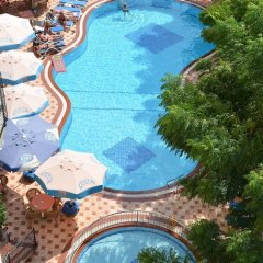 Kleopatra Dreams Beach Hotel - All Inclusive бассейн фото 3