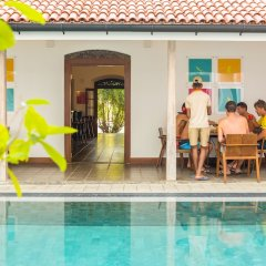 Hotel J Unawatuna бассейн фото 3