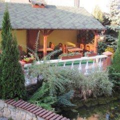 Гостиница Райское Яблоко бассейн