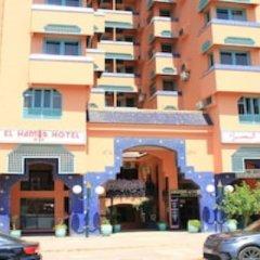 El Hamra Hotel парковка