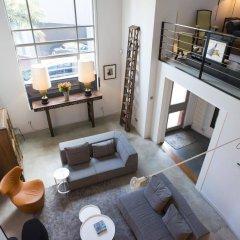 Апартаменты Onefinestay - Holland Park Apartments Лондон комната для гостей фото 5