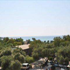 Beachway Hotel Турция, Сиде - отзывы, цены и фото номеров - забронировать отель Beachway Hotel онлайн пляж