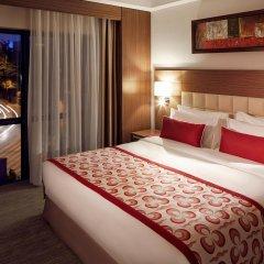 Отель Mercure Istanbul Altunizade комната для гостей фото 4