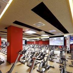 Отель Occidental Bilbao фитнесс-зал фото 4