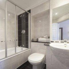 Отель Grange Fitzrovia Hotel Великобритания, Лондон - отзывы, цены и фото номеров - забронировать отель Grange Fitzrovia Hotel онлайн ванная