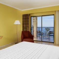 Отель Le Méridien St Julians Hotel and Spa Мальта, Баллута-бей - отзывы, цены и фото номеров - забронировать отель Le Méridien St Julians Hotel and Spa онлайн комната для гостей фото 3