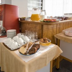 Отель Kamari Blu Греция, Остров Санторини - отзывы, цены и фото номеров - забронировать отель Kamari Blu онлайн питание фото 3