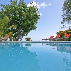 Отель Afterglow/Mamiti Cove,Ocho Rios 3BR Ямайка, Очо-Риос - отзывы, цены и фото номеров - забронировать отель Afterglow/Mamiti Cove,Ocho Rios 3BR онлайн бассейн