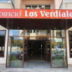 Отель Los Verdiales Торремолинос банкомат