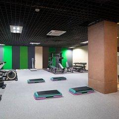 Отель Holiday Inn Beijing Airport Zone фитнесс-зал фото 4
