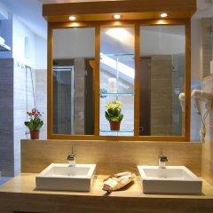 Отель Eurohotel ванная фото 2