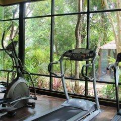 Отель Krabi La Playa Resort фитнесс-зал фото 2