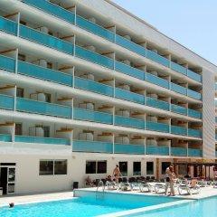 Отель 4R Hotel Playa Margarita Испания, Салоу - отзывы, цены и фото номеров - забронировать отель 4R Hotel Playa Margarita онлайн бассейн фото 2
