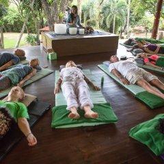 Отель Mangosteen Ayurveda & Wellness Resort фитнесс-зал фото 3