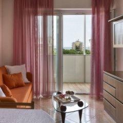 Отель Suite Hotel Parioli Италия, Римини - 7 отзывов об отеле, цены и фото номеров - забронировать отель Suite Hotel Parioli онлайн комната для гостей фото 2