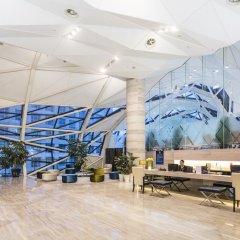 Отель Ascott Raffles City Beijing Китай, Пекин - отзывы, цены и фото номеров - забронировать отель Ascott Raffles City Beijing онлайн интерьер отеля фото 2