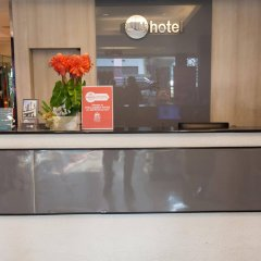 Отель ZEN Rooms Pratunam интерьер отеля