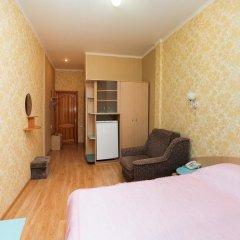 Гостиница Moskva Hotel в Алуште 9 отзывов об отеле, цены и фото номеров - забронировать гостиницу Moskva Hotel онлайн Алушта комната для гостей фото 5