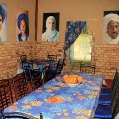 Отель La Gazelle Bleue Марокко, Мерзуга - отзывы, цены и фото номеров - забронировать отель La Gazelle Bleue онлайн питание