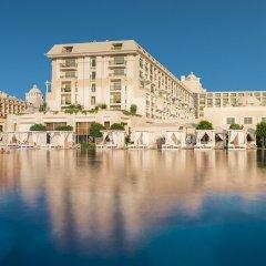 Titanic Deluxe Golf Belek Турция, Белек - 8 отзывов об отеле, цены и фото номеров - забронировать отель Titanic Deluxe Golf Belek онлайн пляж