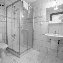 Апарт- Villa Sonata Otel Турция, Аланья - 7 отзывов об отеле, цены и фото номеров - забронировать отель Апарт-Отель Villa Sonata Otel онлайн ванная