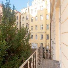Апартаменты Na Smetance Apartments балкон