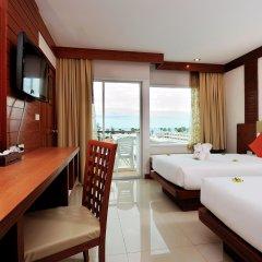 Отель Baumancasa Beach Resort Таиланд, Пхукет - 12 отзывов об отеле, цены и фото номеров - забронировать отель Baumancasa Beach Resort онлайн комната для гостей фото 5
