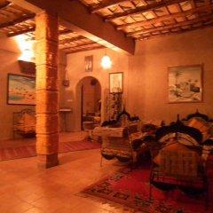 Отель Kasbah hôtel Erg Chebbi Марокко, Мерзуга - отзывы, цены и фото номеров - забронировать отель Kasbah hôtel Erg Chebbi онлайн интерьер отеля