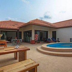 Отель Tranquillo Pool Villa бассейн фото 3