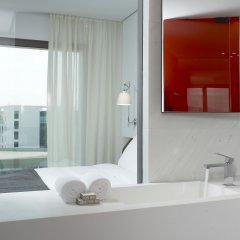 The Met Hotel ванная