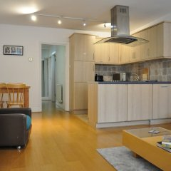 Апартаменты 1 Bedroom Apartment in Hoxton London комната для гостей фото 4
