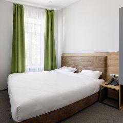 Гостиница Кустос Тверская комната для гостей фото 6