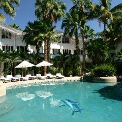 Отель Club Cascadas de Baja бассейн