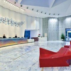 Отель Otique Aqua Шэньчжэнь интерьер отеля фото 2