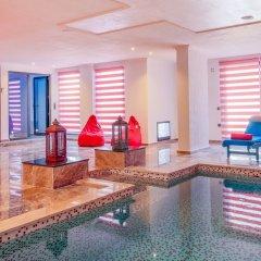 Villa Tena Турция, Калкан - отзывы, цены и фото номеров - забронировать отель Villa Tena онлайн бассейн фото 3