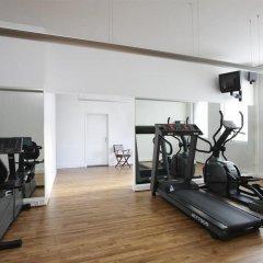 Отель Nh Brugge Брюгге фитнесс-зал фото 2