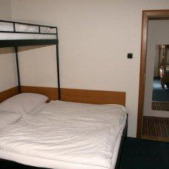 Euro Hostel Пльзень комната для гостей фото 5