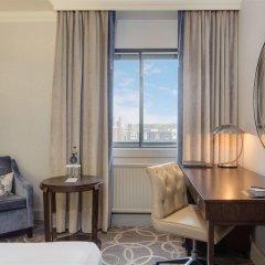Hilton Glasgow Grosvenor Hotel удобства в номере фото 6