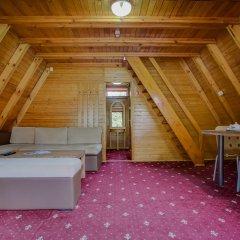 Отель Villas Malina Пампорово комната для гостей