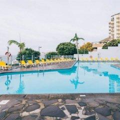 Отель Muthu Raga Madeira бассейн