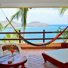 Отель Catalina Beach Resort Сиуатанехо спа фото 2