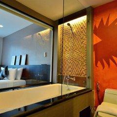 Отель Chaweng Noi Pool Villa Таиланд, Самуи - 2 отзыва об отеле, цены и фото номеров - забронировать отель Chaweng Noi Pool Villa онлайн ванная